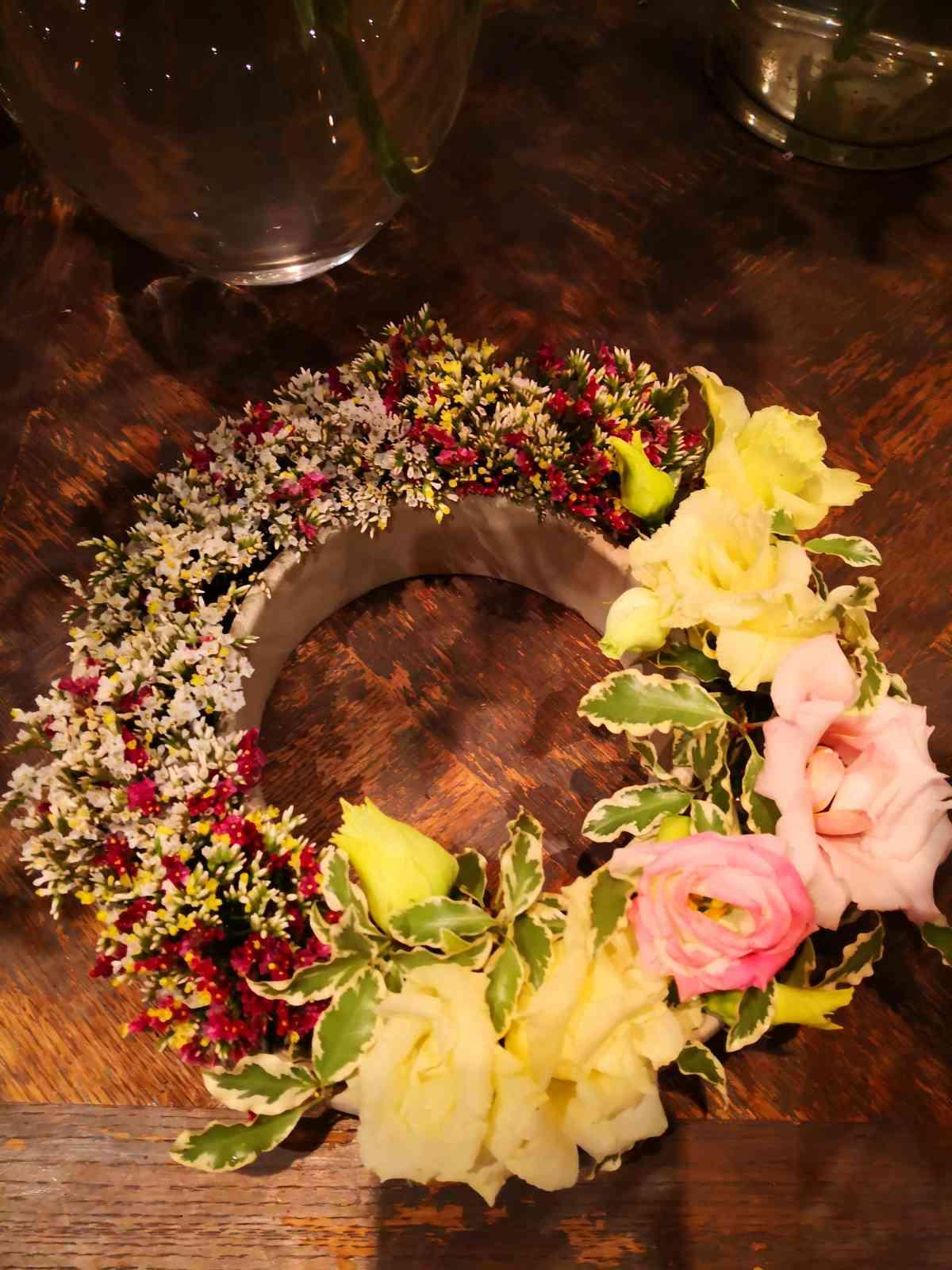 116 Décoration florale pour des évènements (mariage, anniversaire, etc.) | Aux Quatre Saisons à Boissy-Saint-Léger