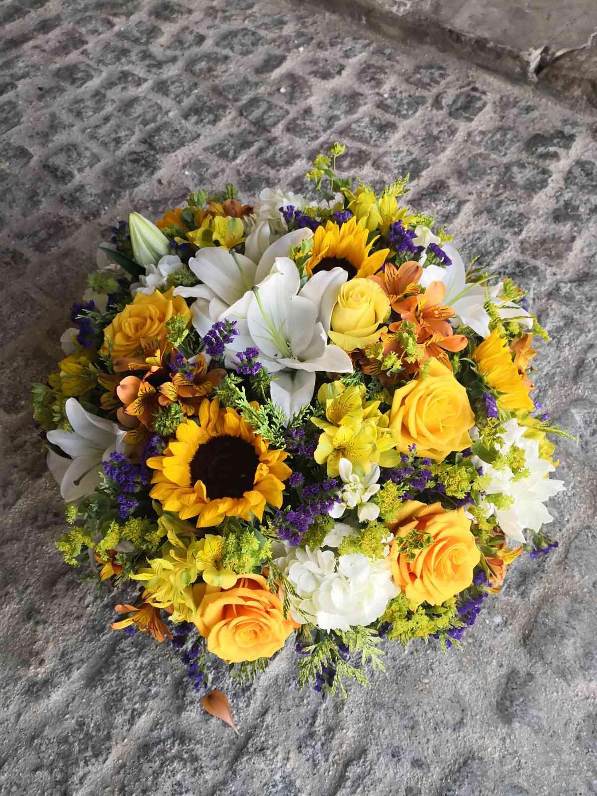 274 Décoration florale pour des évènements (mariage, anniversaire, etc.) | Aux Quatre Saisons à Boissy-Saint-Léger