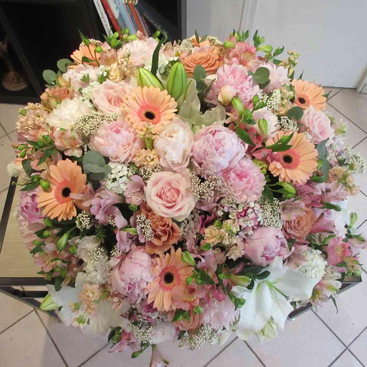 294 Décoration florale pour des évènements (mariage, anniversaire, etc.) | Aux Quatre Saisons à Boissy-Saint-Léger