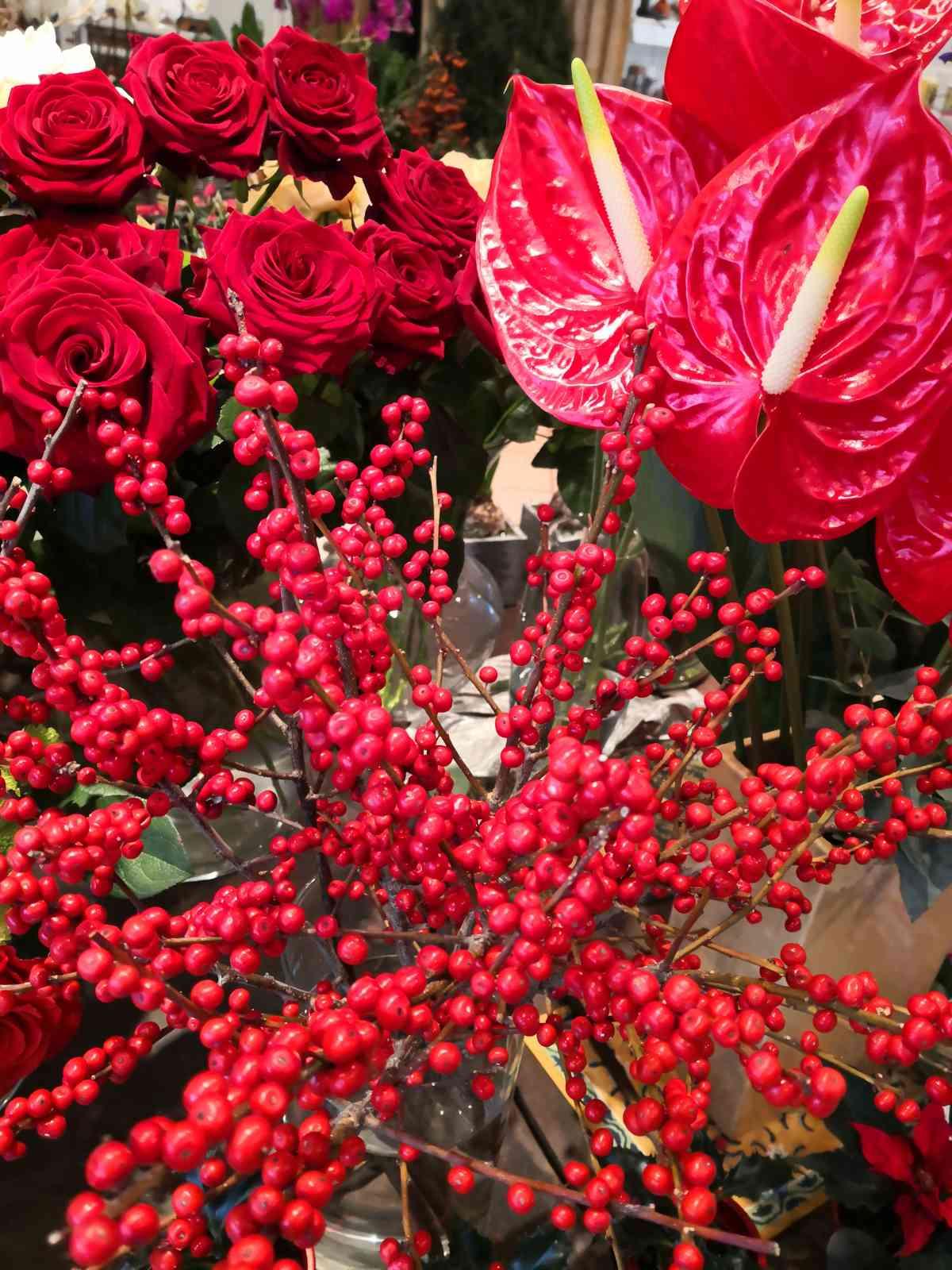 05 Décoration florale pour des évènements (mariage, anniversaire, etc.) | Aux Quatre Saisons à Boissy-Saint-Léger