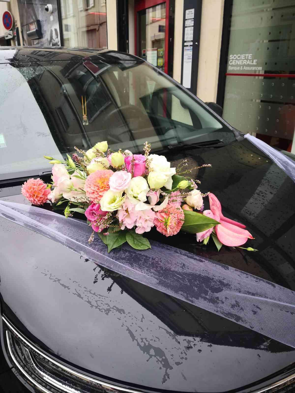 136 Décoration florale pour des évènements (mariage, anniversaire, etc.) | Aux Quatre Saisons à Boissy-Saint-Léger